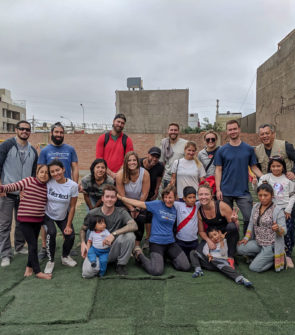 Remote Year Positive Impact in Lima, Peru at Inspira Childrens