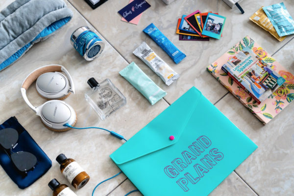 Blogger Jessica Sturdy shares what she packed for Remote Year.