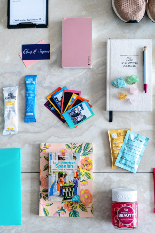 Travel blogger Jessica Sturdy shares what she packed for a four month trip throughout Latin America with Remote Year.