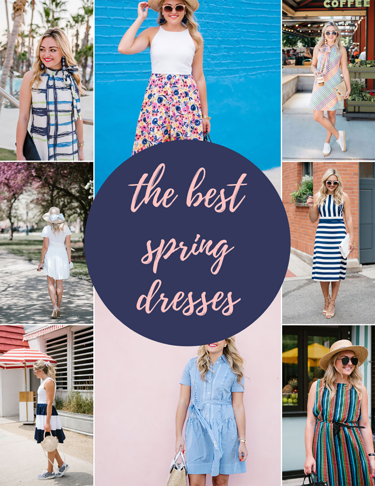 Bows & Sequins shares the best spring dresses to shop right now. They're affordable, too!