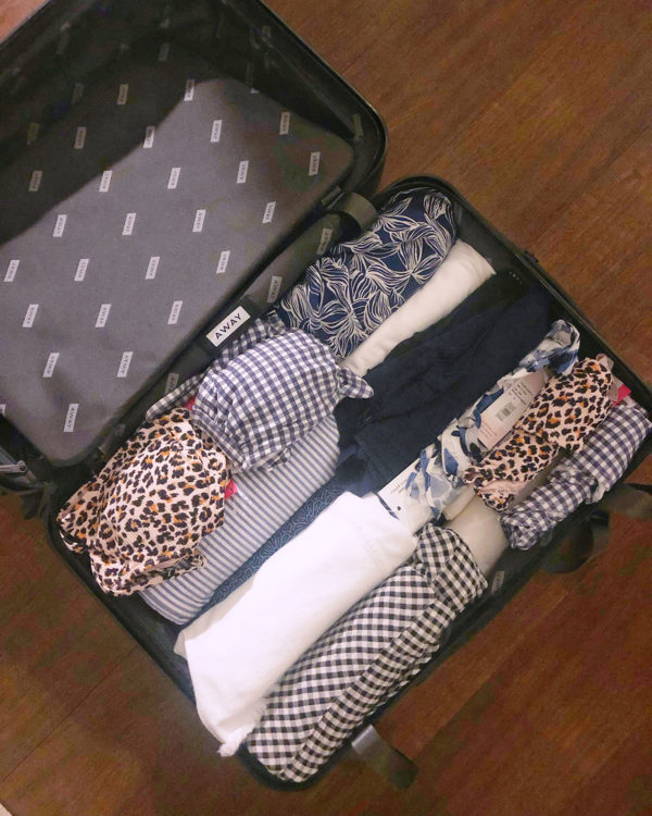 How to Pack Away Bigger Carry-On Luggage