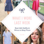 What I Wore Last Week – Kentucky Derby Edition