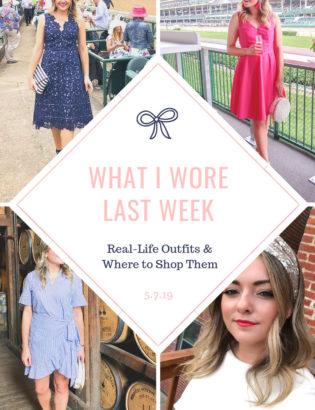 Kentucky Derby Blogger Outfit Ideas
