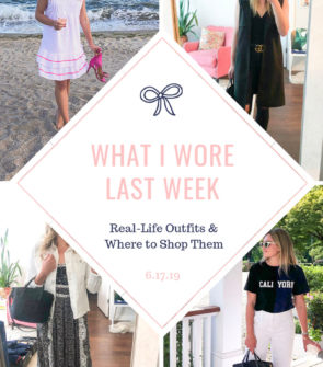 Fashion blogger Bows & Sequins shares daily outfit snaps in Connecticut and Chicago.