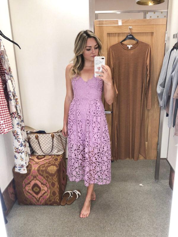 ASTR Lace Dress Nordstrom Sale