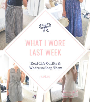 Style blogger shares daily outfit pictures