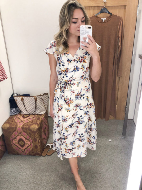 Floral Print Dress Nordstrom Sale