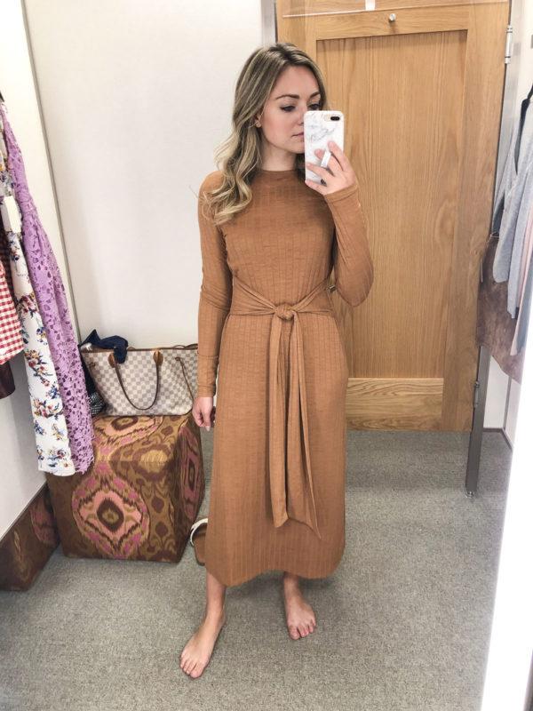 Nordstrom Anniversary Sale Topshop Dress