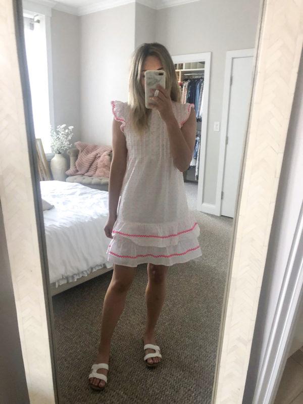 Sail to Sable Funfetti Dress