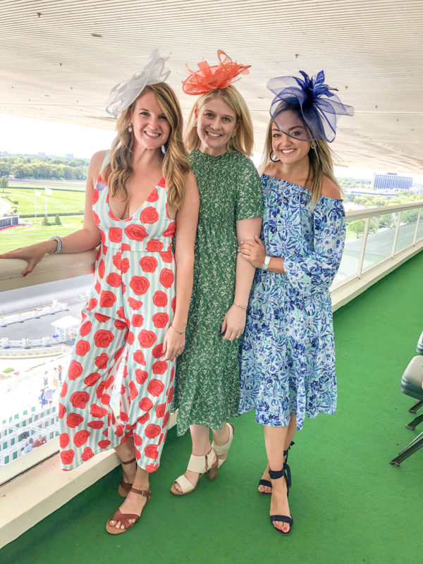 What to Wear to a Horse Race at Arlington Race Track