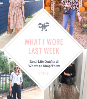 Fall outfits to wear in Chicago in October