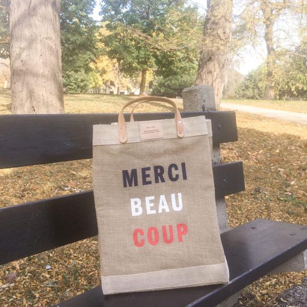 Clare V Apolis Straw Tote Merci Beau Coup