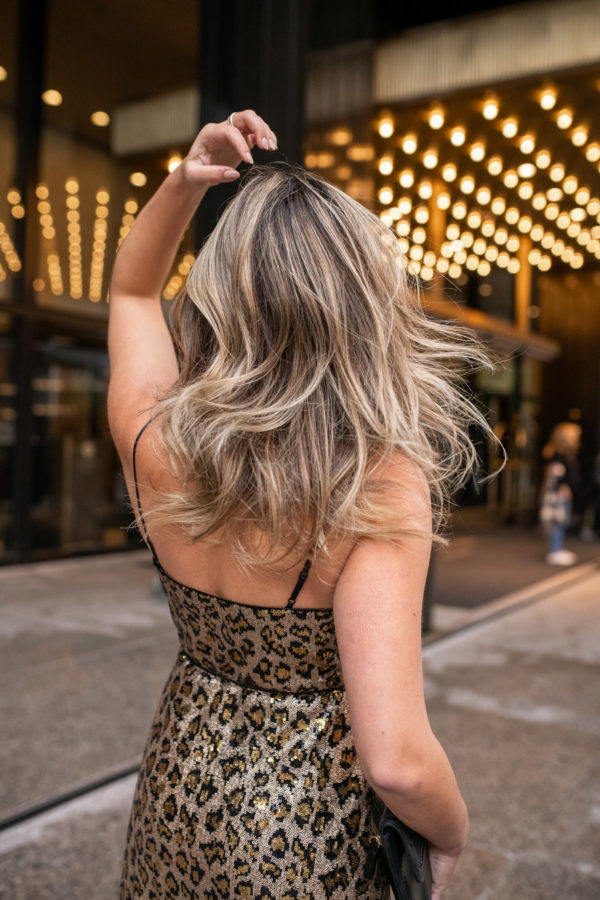 Chicago beauty blogger Bows & Sequins shares how to repair damaged hair and how to get silky, smooth hair.