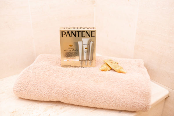 Repair damaged hair with Pantene Pro-V Rescue Shots, the best hair treatment.