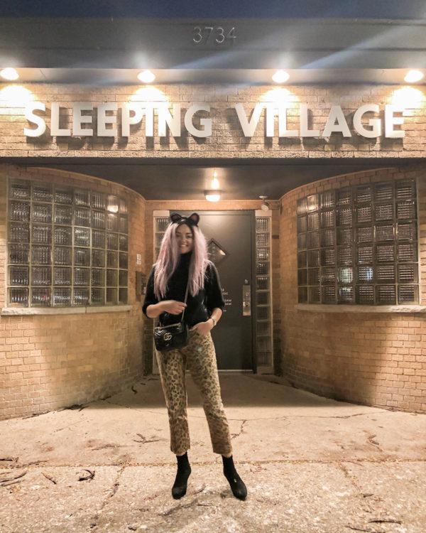 Lido Concert at Sleeping Village Chicago on Halloween