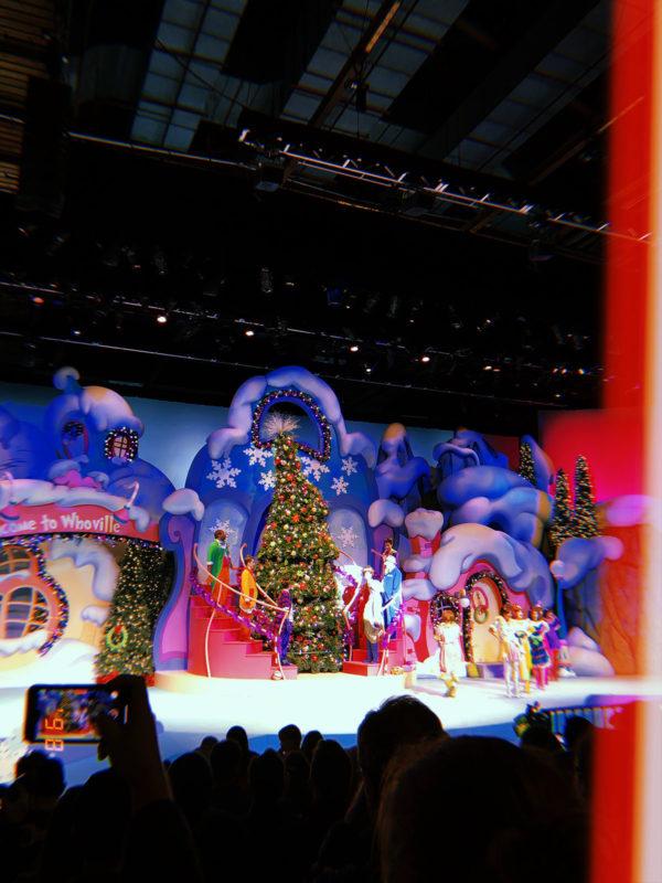 Universal Orlando's Grinchmas Holiday Musical