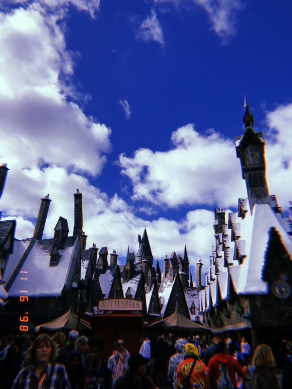 Hogsmeade Village at Universal Studios Harry Potter World