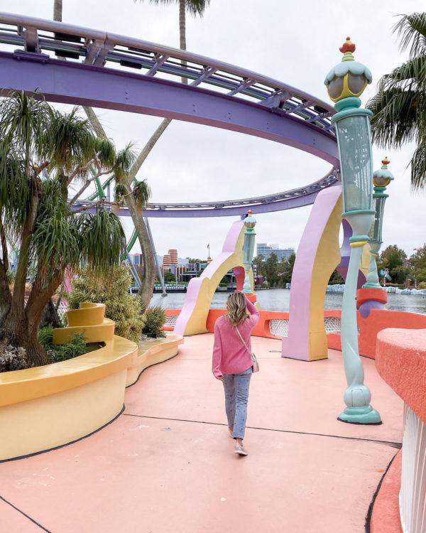 Seuss Landing in Orlando, Florida