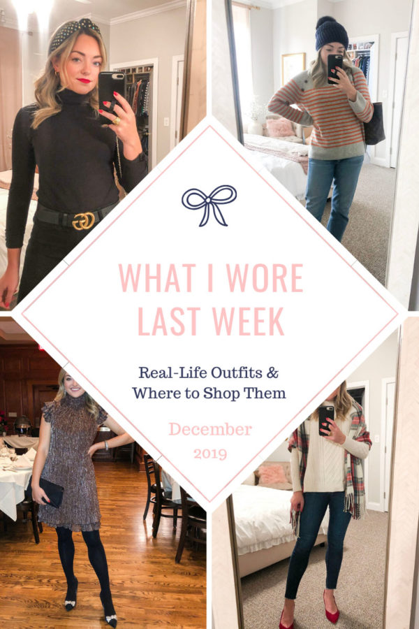 What to Wear in Chicago in December for Holiday Parties, Traveling, Watching Football and more!