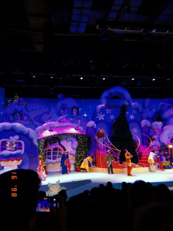 Grinchmas Musical at Universal Orlando