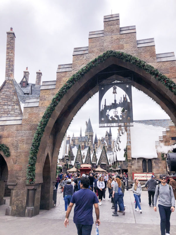 Hogsmeade Village at Universal Studios Islands of Adventure