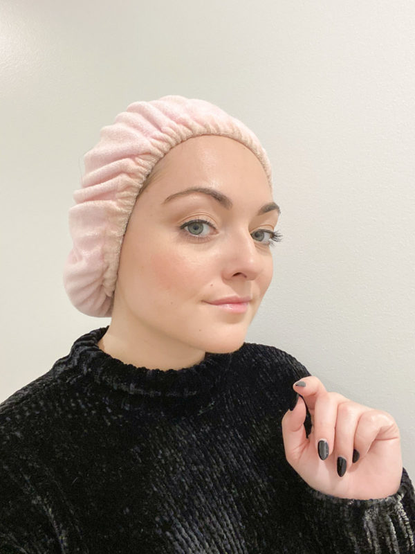Tassi Headband Review for Removing Makeup