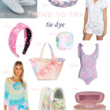 Trend to Try: Tie-Dye