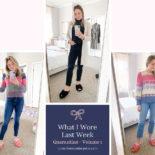 Quarantine Outfits: Volume 1