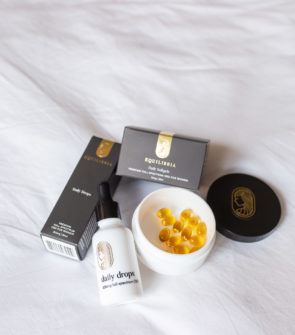 Equilibria CBD Review and Discount Code for Daily Soft Gels and Drops
