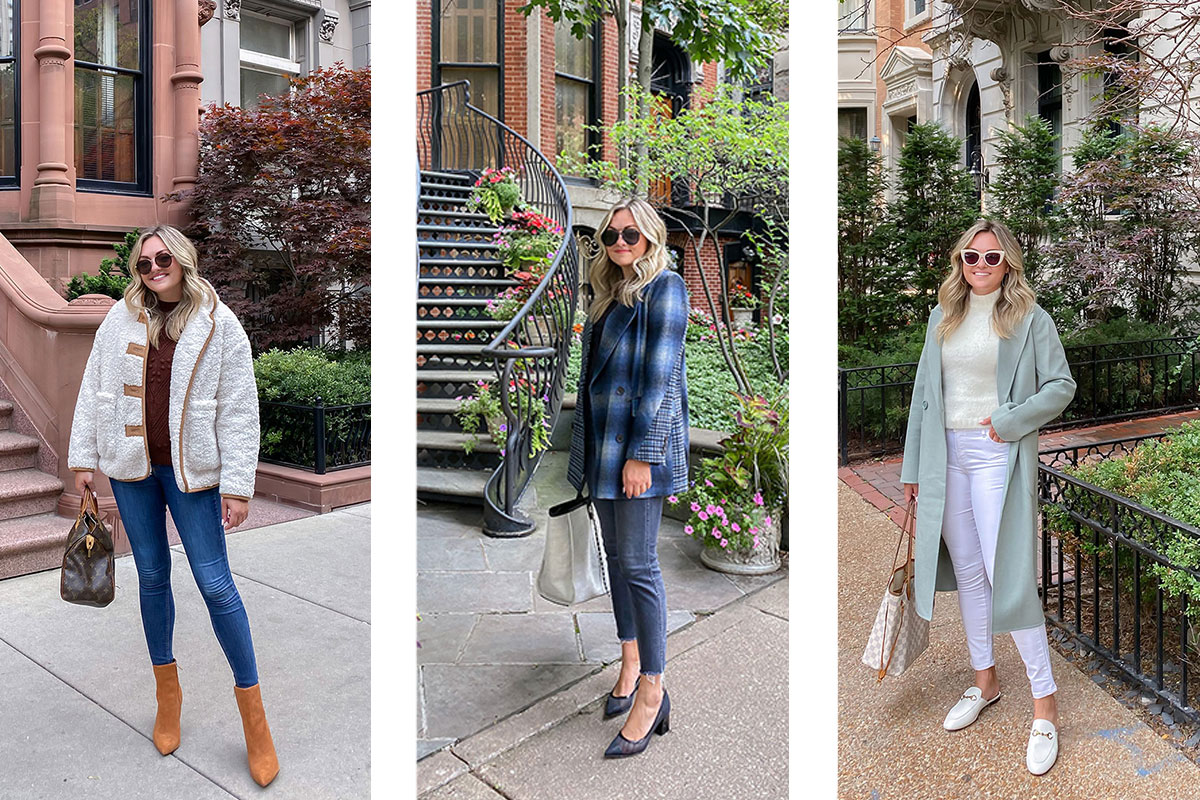 Fall Outfit Ideas Chicago