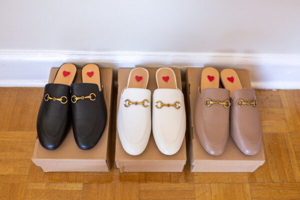 Gucci-Inspired Princetown Loafers on Amazon